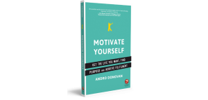 Motivate yourself book